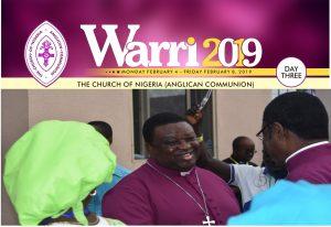 You have shown us hospitality – Bishop Okoye tells Bendel Province web