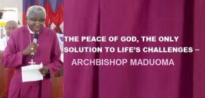 ARCHBISHOP MADUOMA