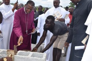 THE CHURCH IS A MOVEMENT WITH DEVELOPMENT STRIDES