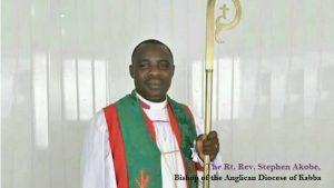 The Rt. Rev. Stephen Akobe,