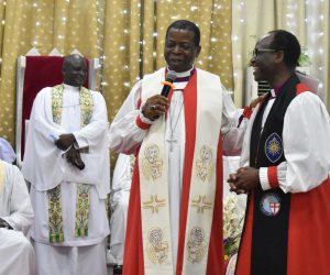 CHRISTIAN LEADERS ARE SERVANTS AND MANAGERS OF MYSTERIES OF GOD – RT. REV. DR ORJIweb.